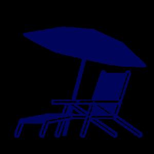 Chairs & Umbrellas