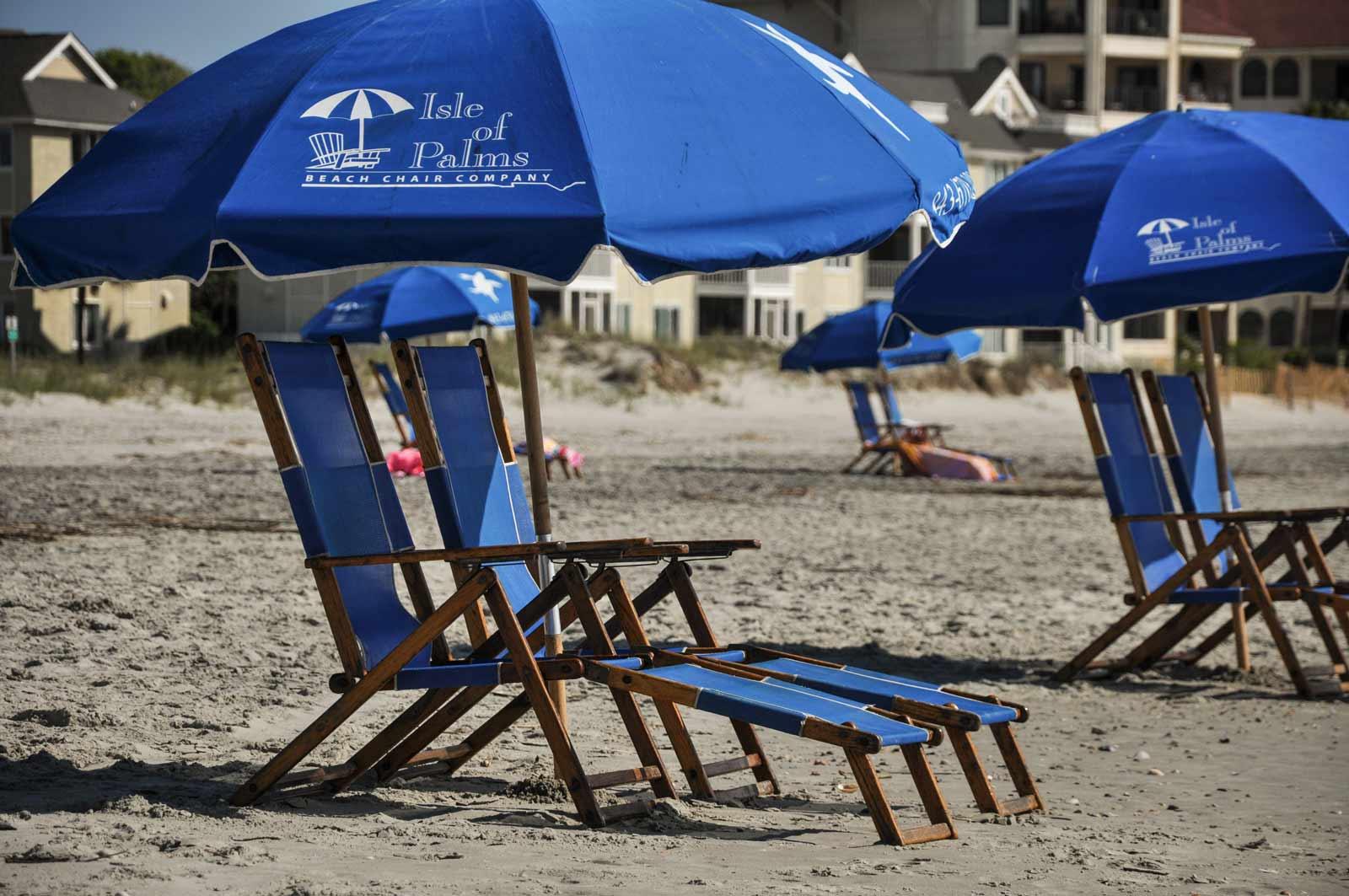 Rent Beach Chairs IOP