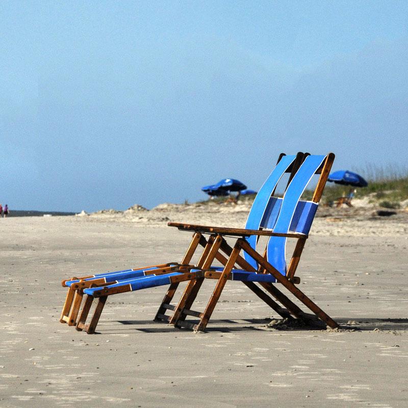 More Days Lower Price Premium Beach Chairs