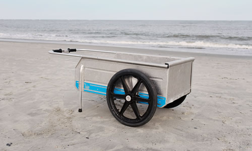 Heavy-duty Beach Cart