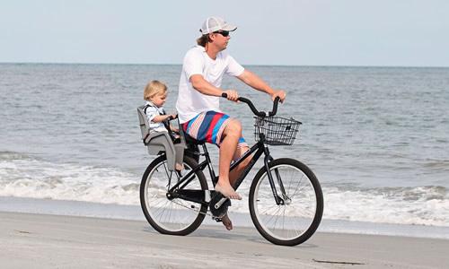 26 Inch Bike With Child Seat