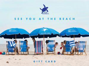 IOP Beach Chair Gift Cards